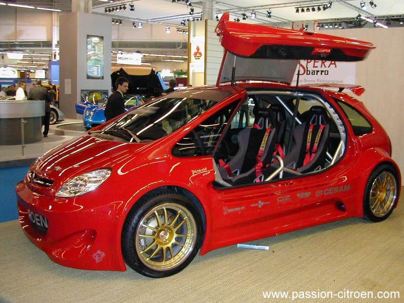 Piezas Tuning Para Citroen Xsara Picasso - Fotos de coches - Zcoches