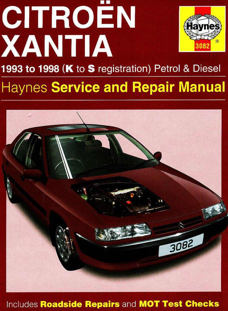 xantia manual de taller espanol.pdf (53.1 MB) - Repair ...
