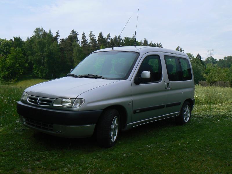Citro 235 N Berlingo 2001