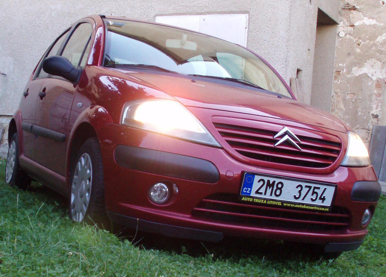 Citroën C3 1,4HDi Avantage